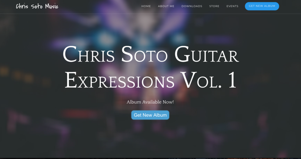 Chris Soto Music